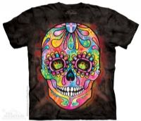 Day of the Dead T-shirt | Skull T-shirts | The Mountain® | Dean Russo
